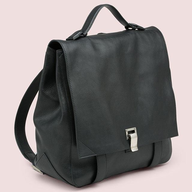Proenza Schouler PS Large Backpack Black