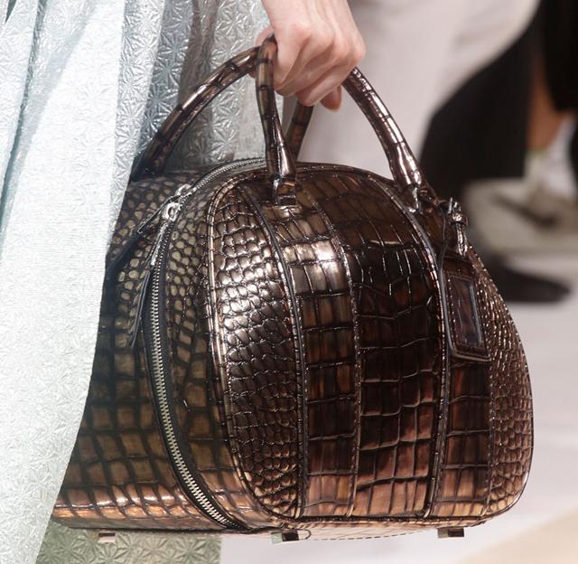 Rochas Spring 2014 Handbag