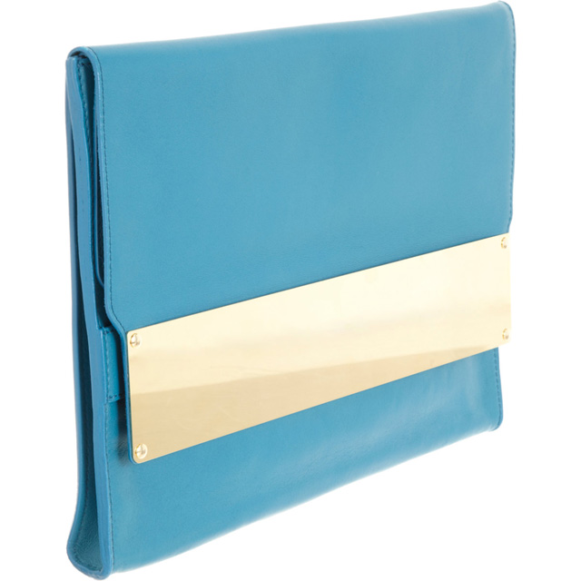 Sophie Hulme Metal Tab Document Clutch.jpg