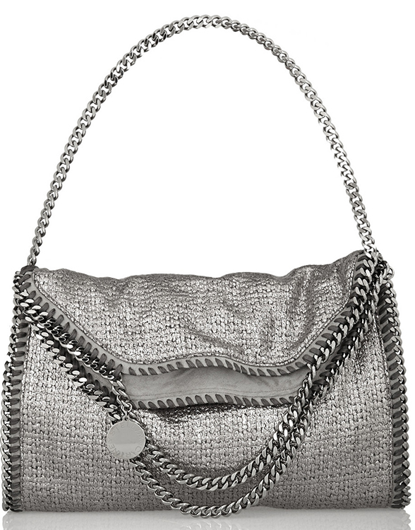 Stella McCartney Falabella Woven Bag