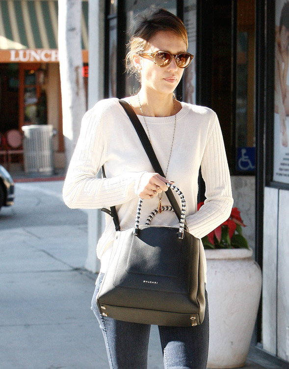 The Many Bags Of Jessica Alba Part Two 15