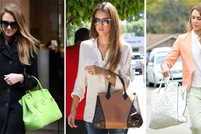 The Many Bags of Jessica Alba, Part Two