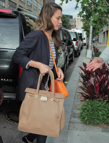 The Many Bags of Jessica Alba, Part Two (3)
