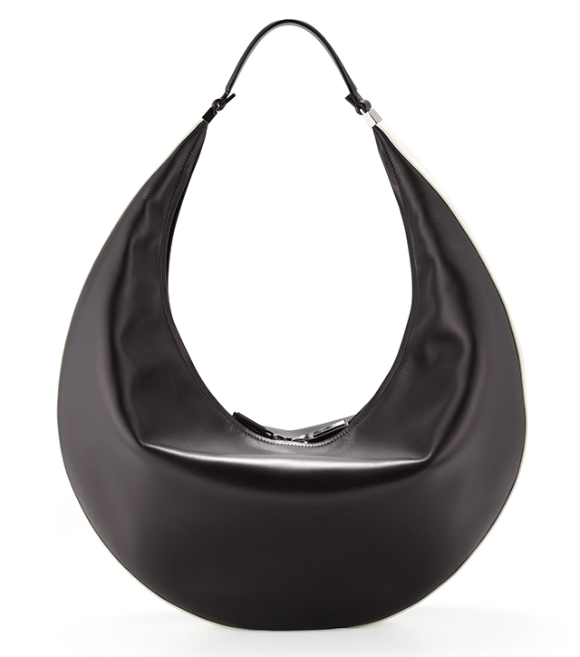 The Row Zip Hobo