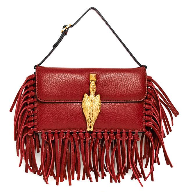 Valentino Gryphon Flap Bag