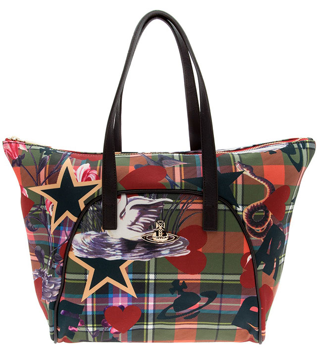 Vivienne Westwood Print Shoulder Bag
