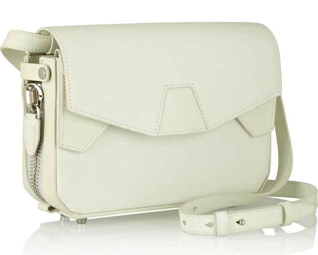 Alexander Wang Glow in the Dark Trifold Shoulder Bag