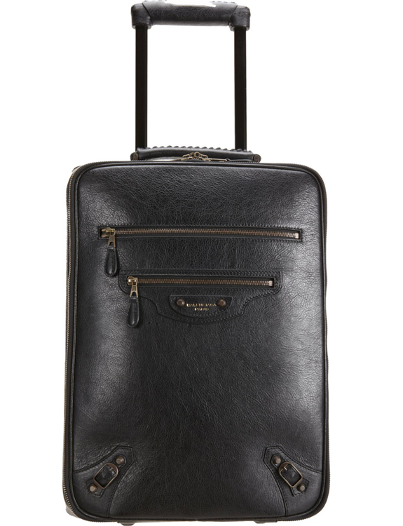 Balenciaga Voyage Carry On Trolley