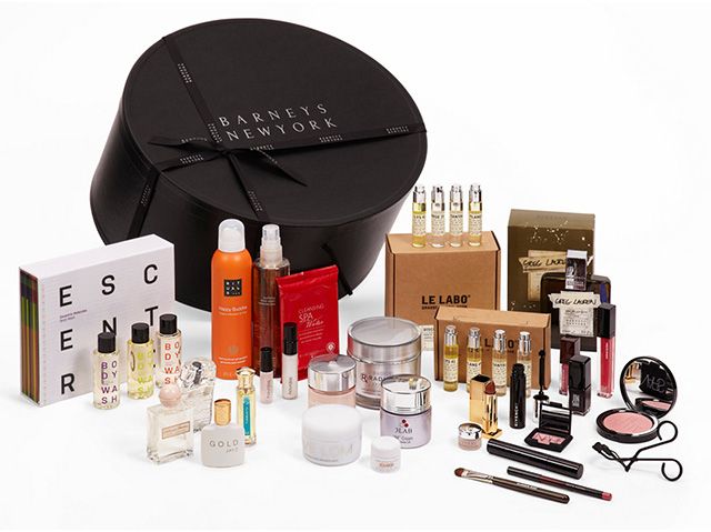 Barneys Holiday 2013 Beauty Box