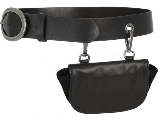 """Hunger Games"" Design Inspiration Yields a Fancy Fanny Pack"