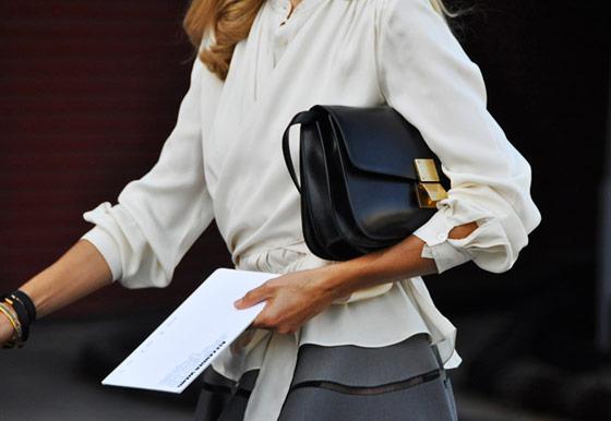 Celine-Classic-Box-Bag-at-Fashion-Week