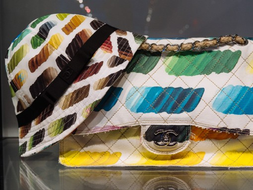 Our Exclusive Look at the Bags and Accessories of Chanel Spring 2014