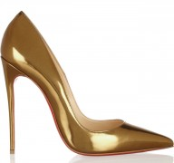 Christian-Louboutin-So-Kate-Gold-Pumps