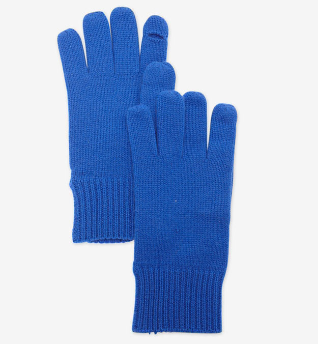 Christopher Fischer Short Texting Gloves