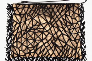 This Christopher Kane Clutch is Perfect for the Non-Traditional Holiday Partygoer