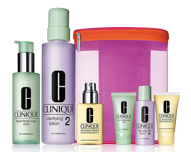 Clinique Great Skin Home and Away Set