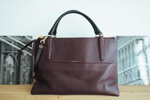 Purseonals: Coach Borough Bag