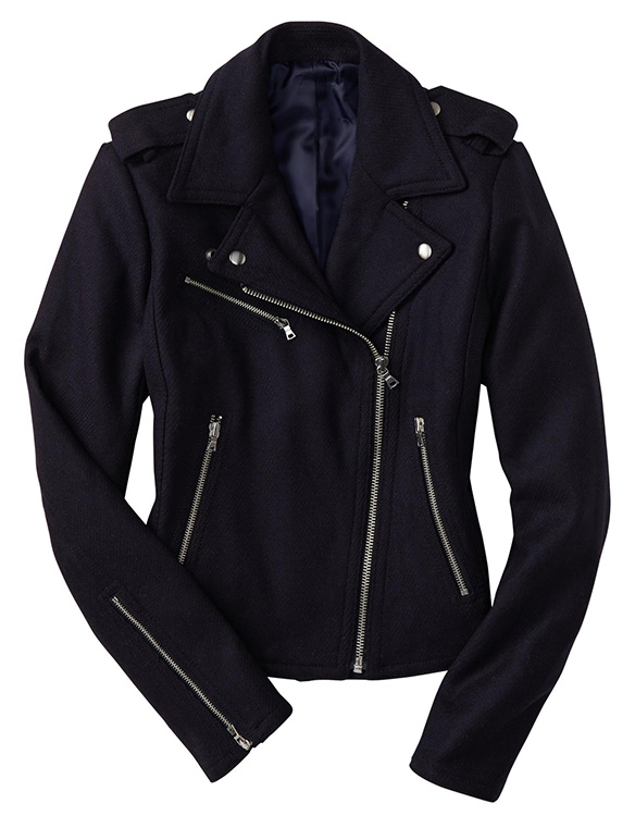 Gap Wool Moto Jacket