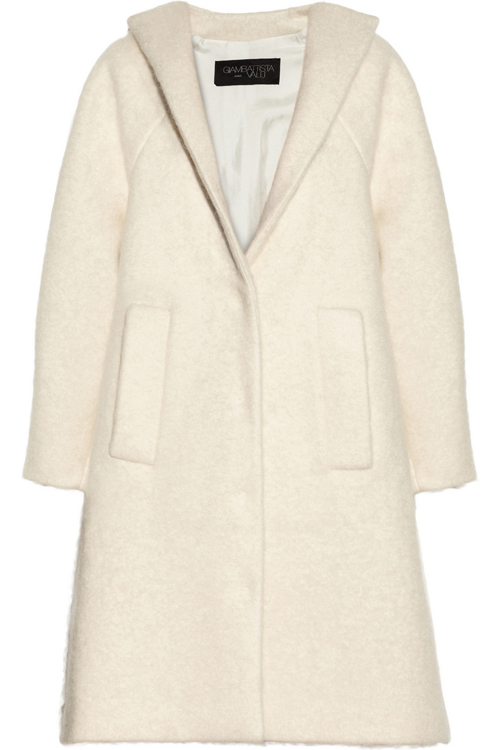 Giambattista Valli Oversized Textured Coat