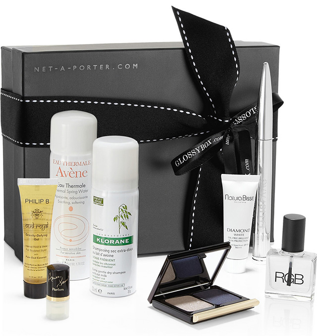 Glossybox for Net-a-Porter Luxury LImited Edition Beatuy Box