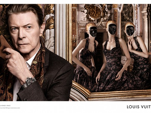 Louis Vuitton David Bowie Ad Campaign 2