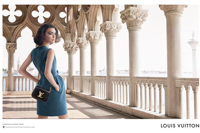 Louis Vuitton David Bowie Ad Campaign 3