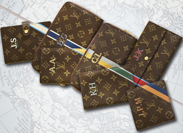 Louis Vuitton Mon Monogram Accessories