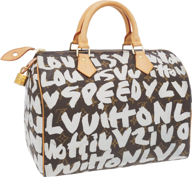 Louis Vuitton Stephen Sprouse Graffiti Speedy Bag
