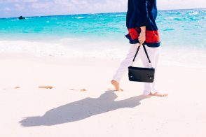 The Ideal Travel Companion: the Mackage x PurseBlog Nomad Bag