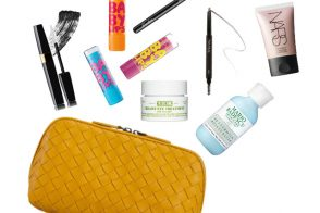 7 Beauty Products We Can't Live Without and 10 Makeup Bags To Put Them In