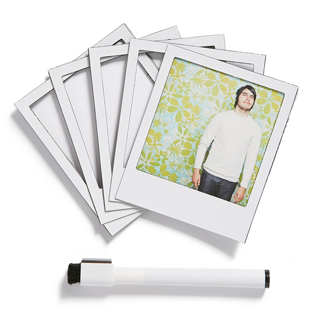 Marc Vidal Magnetic Photo Frames