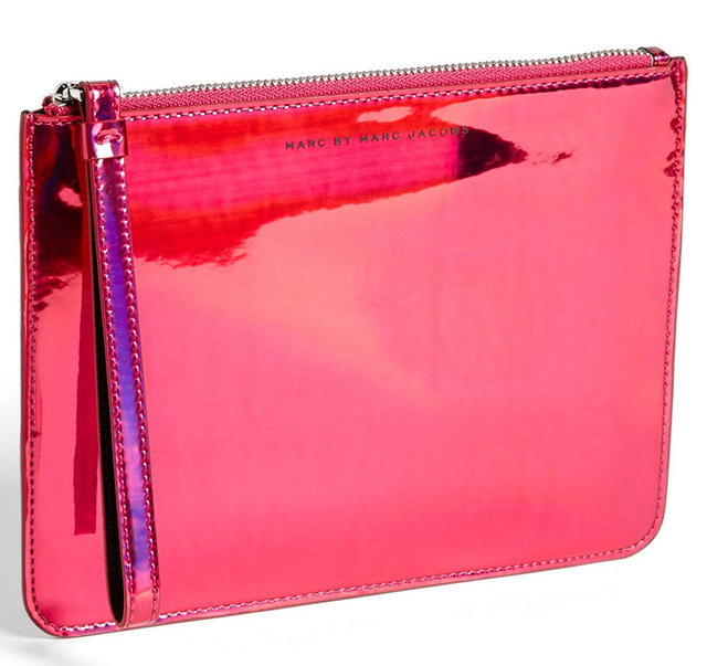Marc by Marc Jacobs Techno Wristlet Pouch