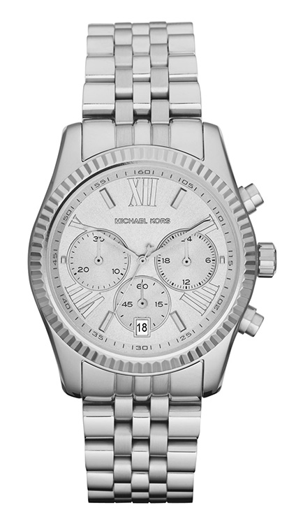 Michael Kors Lexington Midsize Chronograph Watch