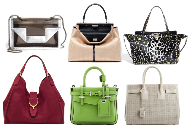 Resort 2014 Handbag Pre-Orders