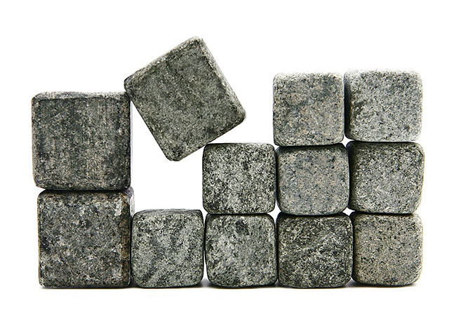 Sparq's Original Soapstone Whiskey Rocks
