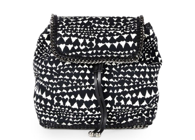 Stella McCartney Falabella Heart Backpack
