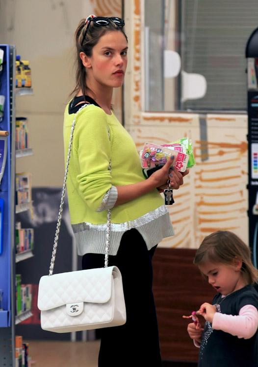 The Many Bags of Alessandra Ambrosio (10)