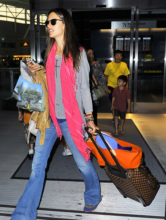 The Many Bags of Alessandra Ambrosio-11