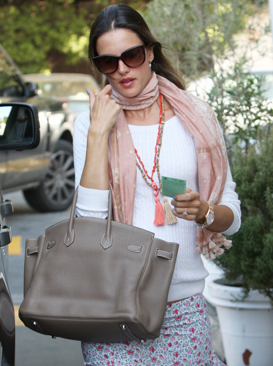 The Many Bags of Alessandra Ambrosio (8)