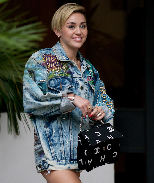The Many Bags of Miley Cyrus, Part Two-12