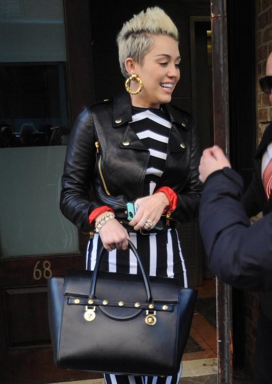 The Many Bags of Miley Cyrus, Part Two-3