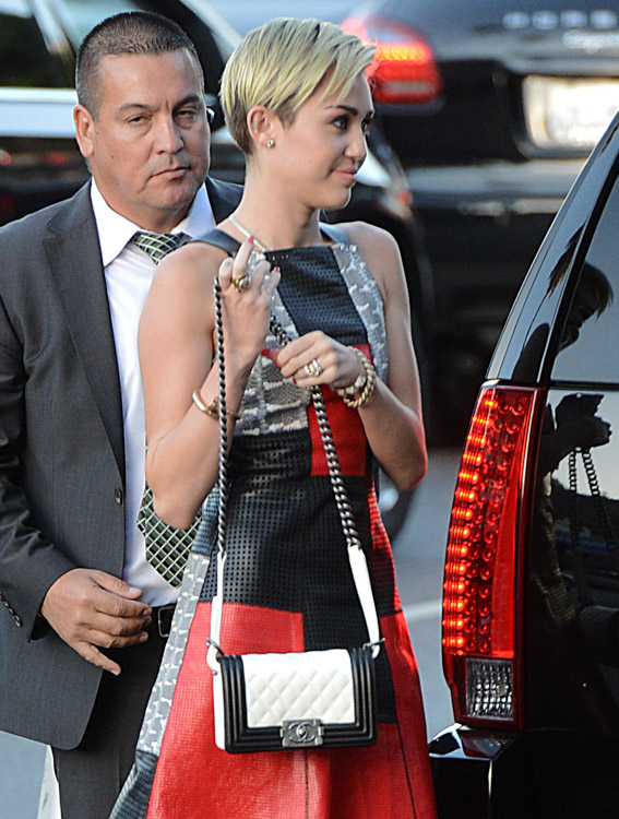 The Many Bags of Miley Cyrus, Part Two-6