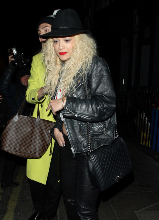 The Many Bags of Rita Ora-12