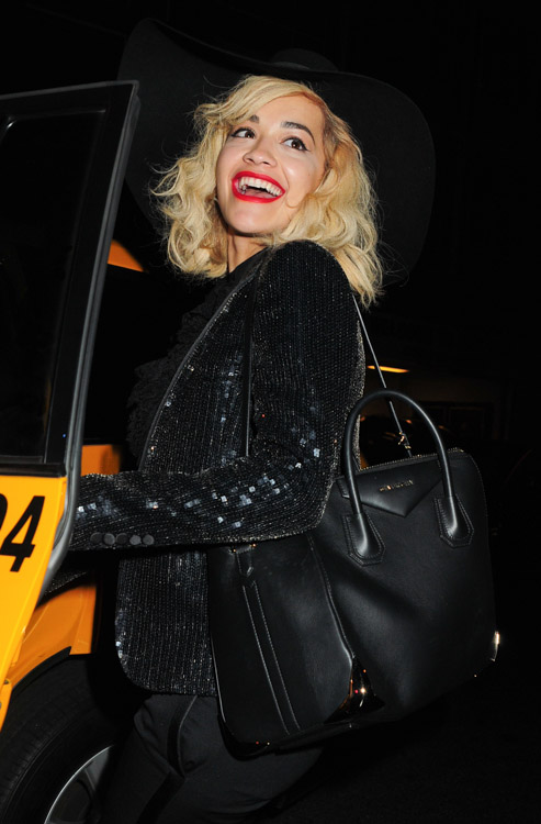 The Many Bags of Rita Ora-13