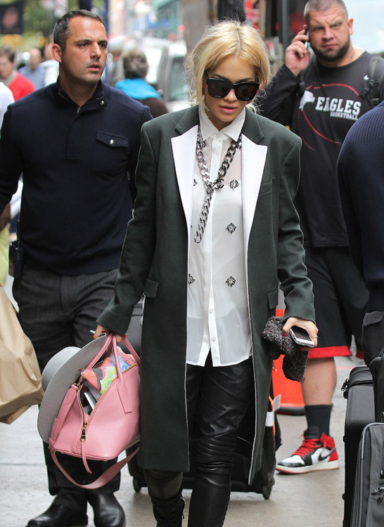 The Many Bags of Rita Ora-25