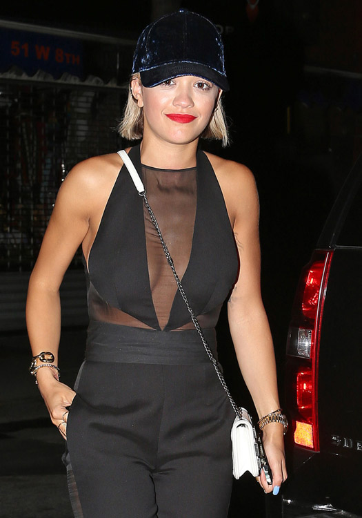 The Many Bags of Rita Ora-5