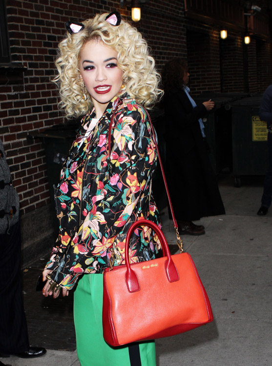 The Many Bags of Rita Ora-7