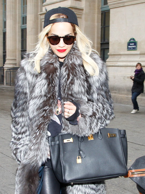 The Many Bags of Rita Ora-8