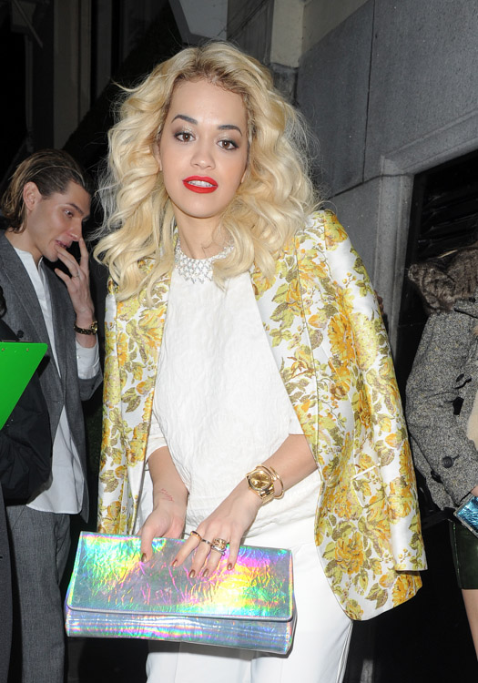 The Many Bags of Rita Ora-9