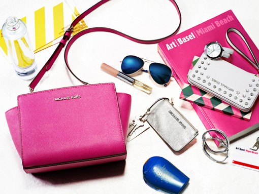 #WhatsInYourKors Heads to the Sun and Sand of Art Basel Miami